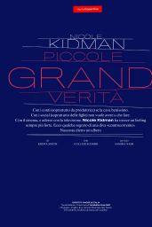 Nicole Kidman – Vanity Fair Italy 06/05/2019 Issue
