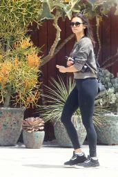 Nina Dobrev - Outside a Gym in LA 05/18/2019