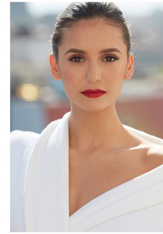 Nina Dobrev - Photoshoot May 2019
