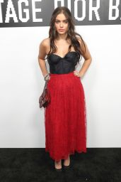Odeya Rush - Dior Beauty Pop Up in LA 05/08/2019