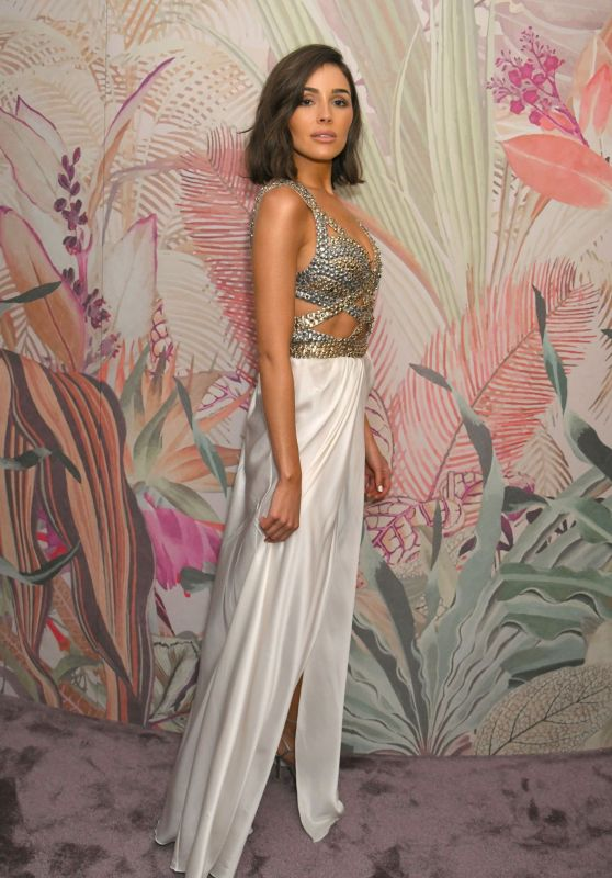 """Olivia Culpo - Chopard Parfums """"La Nuit Des Rois"""" Dinner Party in Cannes 05/20/2019"""