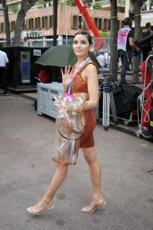 Olivia Culpo - F1 Grand Prix of Monaco 05/26/2019