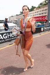 Olivia Culpo – F1 Grand Prix of Monaco 05/26/2019 (more pics)