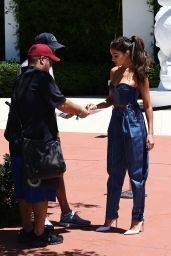 Olivia Culpo - Leaving Her Hotel in Miami 05/11/2019