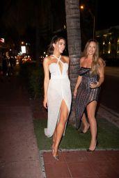 Olivia Culpo Night Out Style - Miami Beach 05/11/2019