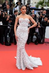 "Olivia Culpo – ""Sibyl"" Red Carpet at Cannes Film Festival"