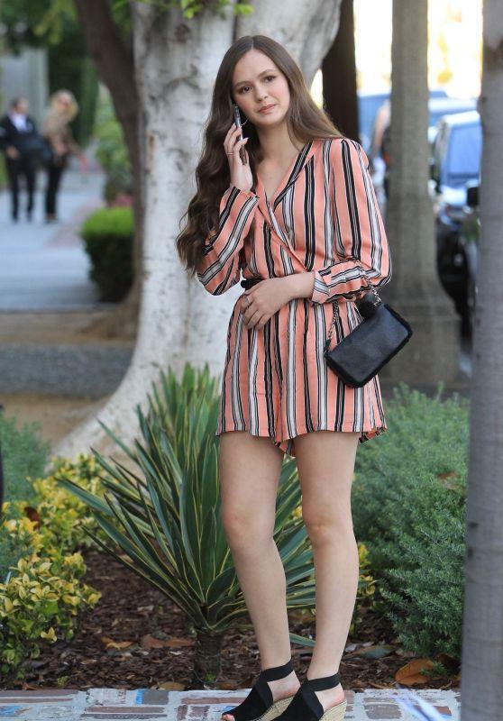 Olivia Sanabia - Hayley Orrantia Celebrates New EP in LA 05/28/2019