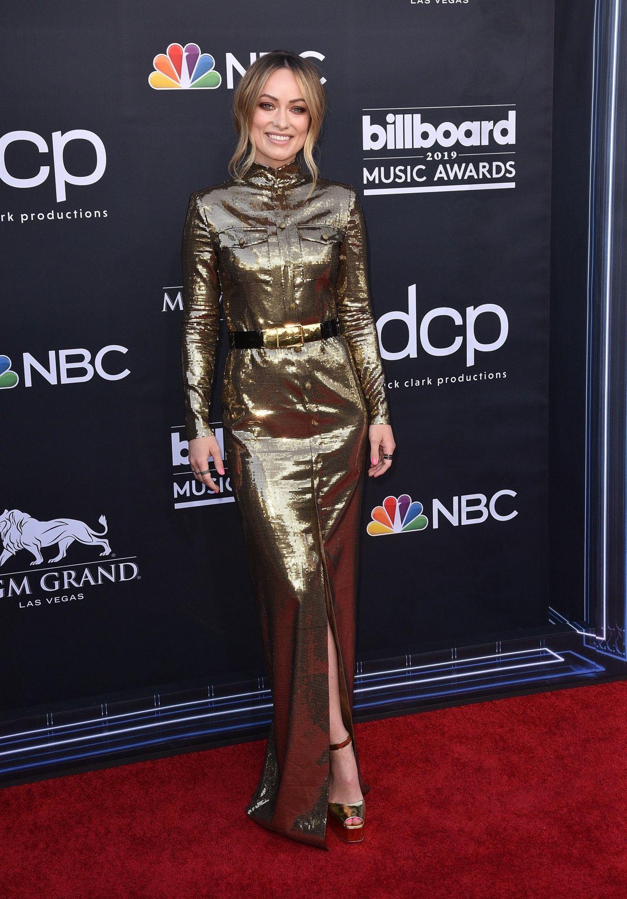 Olivia Wilde 2019 Billboard Music Awards