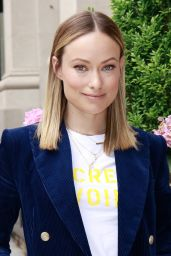 Olivia Wilde - Arrives at BuzzFeed Studios in NYC 05/23/2019