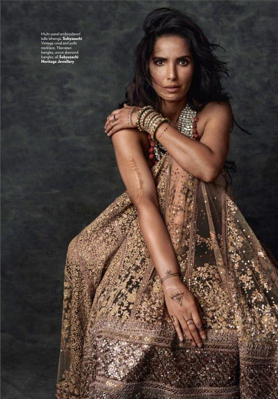 Padma Lakshmi - Vogue Magazine India May 2019 Issue