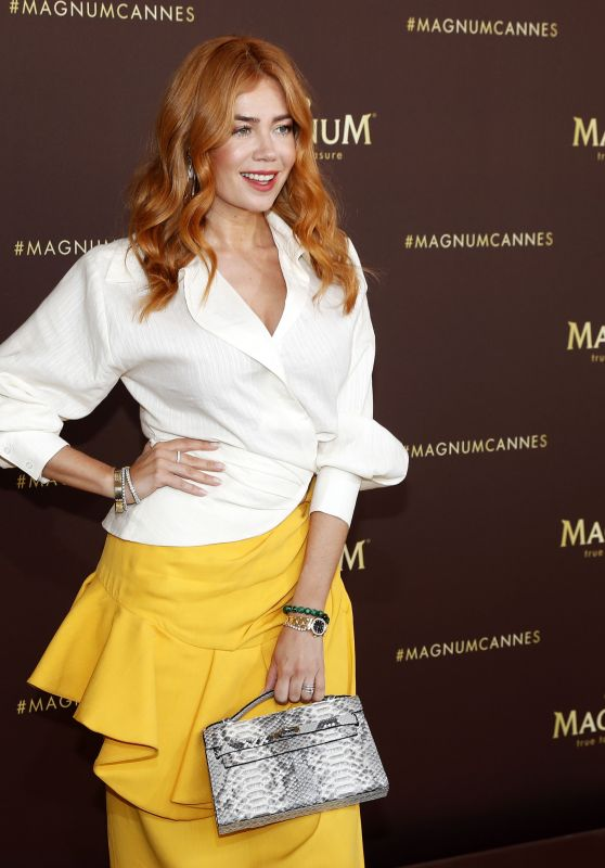Palina Rojinski - Magnum Photocall at Cannes Film Festival