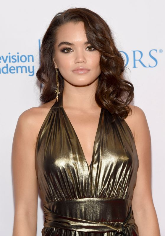 Paris Berelc - 2019 Television Academy Honors in Beverly Hills