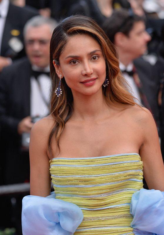 "Patricia Contreras - ""Roubaix, une lumière"" Red Carpet at Cannes Film Festival"