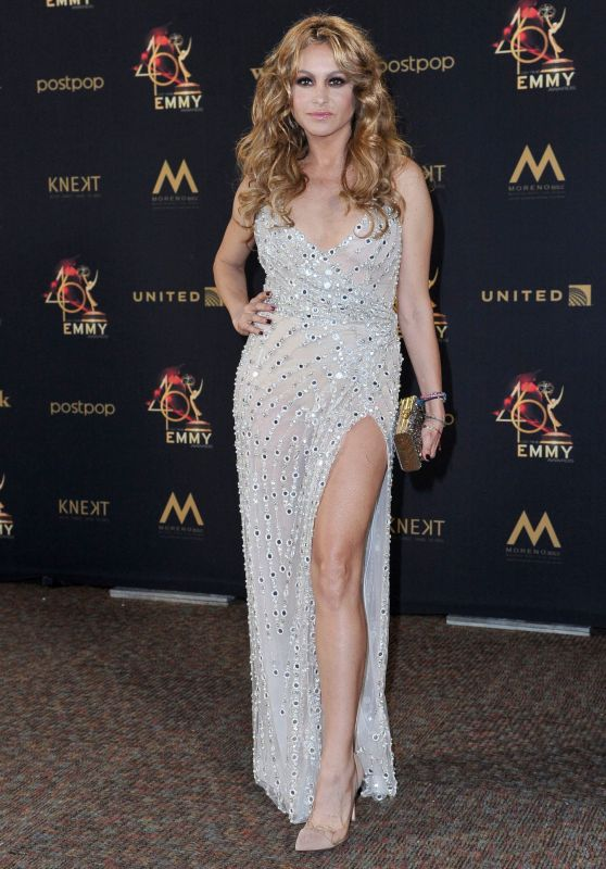 Paulina Rubio – 46th Annual Daytime Emmy Awards in Pasadena
