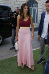 Penelope Cruz - Arriving at Variety Cocktail at Cannes Film Festival
