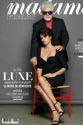 Penelope Cruz - Madame Figaro Magazine 05/17/2019 Issue