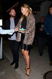 Petra Ecclestone at Craigs Restaurant in West Hollywood 05/05/2019