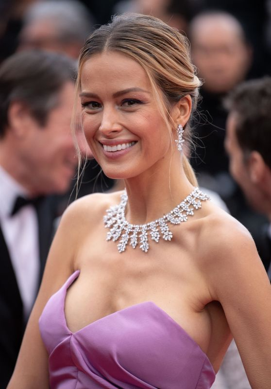 "Petra Nemcova – ""A Hidden Life"" Red Carpet at Cannes Film Festival"