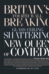 Phoebe Waller-Bridge - GQ UK July 2019 Issue