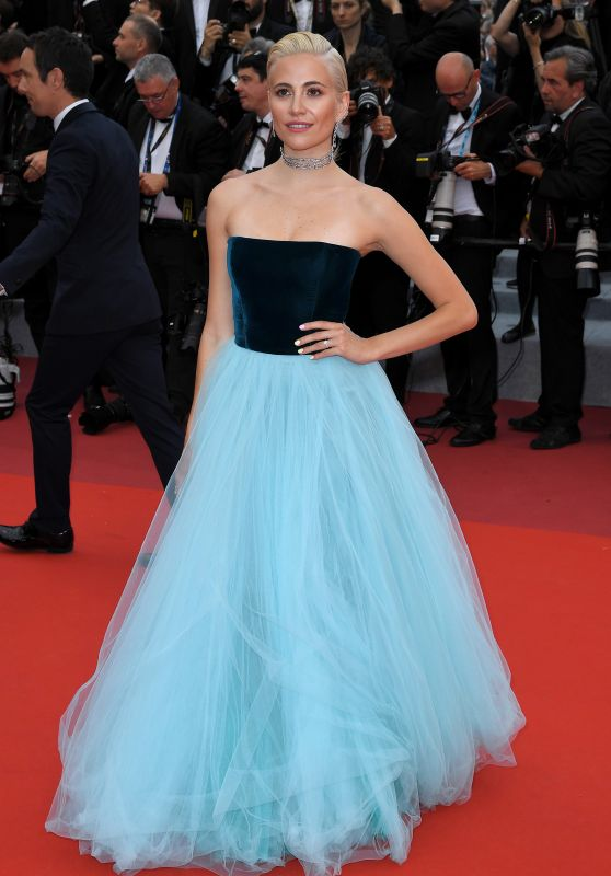 """Pixie Lott – """"La Belle Epoque"""" Red Carpet at Cannes Film Festival"""