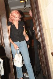 Pixie Lott - Leaving the Royal Albert Hall in London 05/27/2019