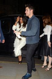 Priyanka Chopra and Nick Jonas - Leaving The Ritz in London 05/30/2019
