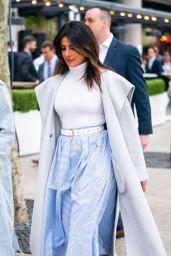 Priyanka Chopra - Out in New York City 05/09/2019