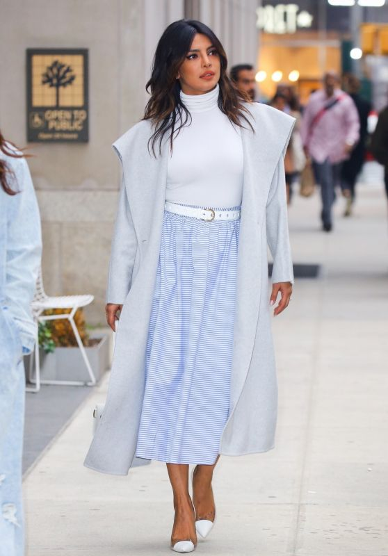 Priyanka Chopra - Out in New York City 05/09/2019