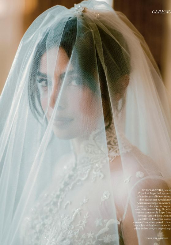 Priyanka Chopra - Vogue Netherlands June 2019