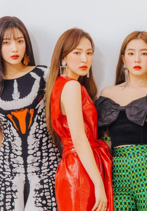 """Red Velvet - """"Sappy"""" Photos 2019"""