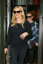 Reese Witherspoon and Ava Phillippe - Out in NYC 05/30/2019