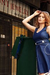 Renee Olstead – Photoshoot for Unique Vintage Clothing April 2019 (more pics)