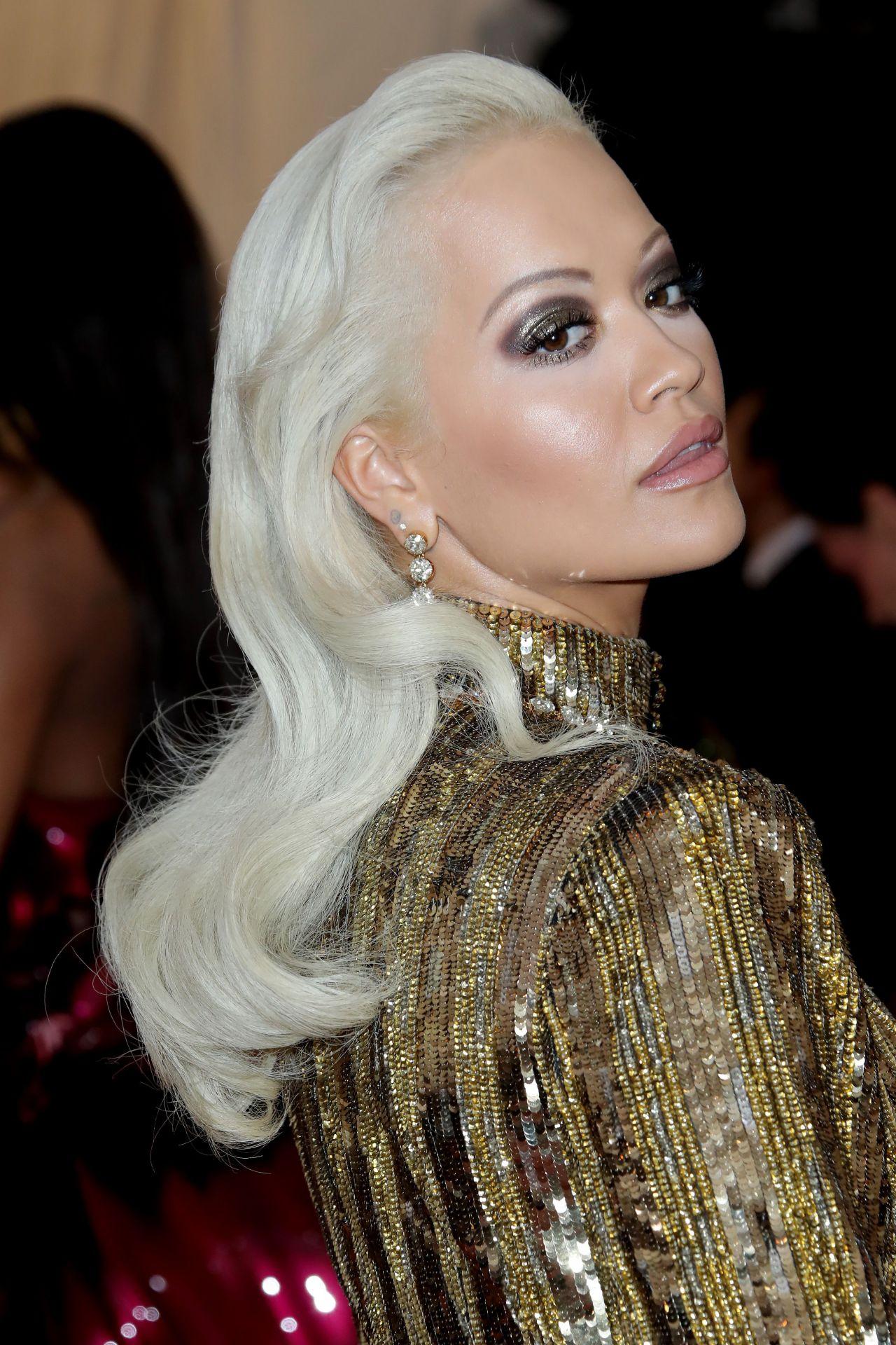 Rita Ora 2019 Met Gala