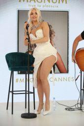 Rita Ora  - Acoustic Performance to celebrate Magnum