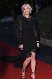 Rita Ora – Charles Finch Filmmakers Dinner at Cannes Film Festival 05/17/2019