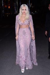 Rita Ora - Magnum Party at Cannes Film Festival 05/16/2019