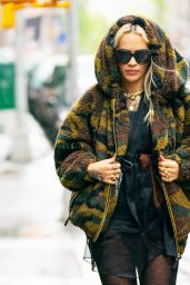 Rita Ora - Out in New York City 05/05/2019