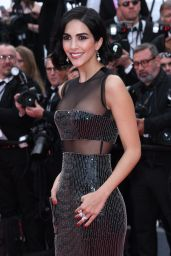 "Rocio Munoz Morales – ""Les Miserables"" Red Carpet at Cannes Film Festival"