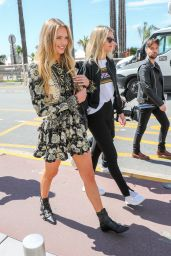 Romee Strijd on the Croisette in Cannes 05/15/2019