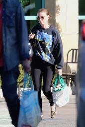 Rooney Mara - Grocery Shopping in Studio City 05/29/2019