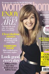 Rosamund Pike - Woman & Home South Africa June 2019