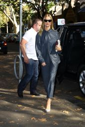 Rosie Huntington-Whiteley - Out in Sydney 05/16/2019