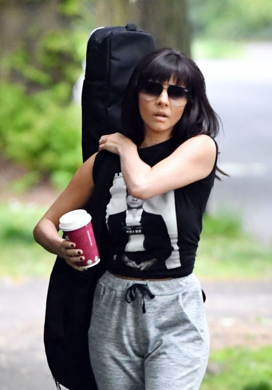 Roxanne Pallett - Out in Mancheste 05/27/2019