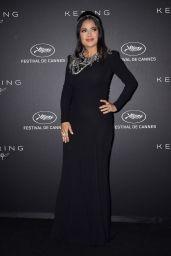 Salma Hayek – Kering Women in Motion Awards at Cannes Film Festival