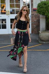 Samia Ghadie - The Arighi Nianchi Spring Luncheon in Cheshire 05/16/2019