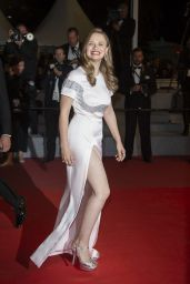 "Sara Forestier - ""Mektoub My Love"" Red Carpet at Cannes Film Festival"