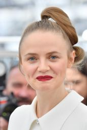 "Sara Forestier – ""Roubaix, Une Lumiere (Oh Mercy!)"" Photocall at Cannes Film Festival"