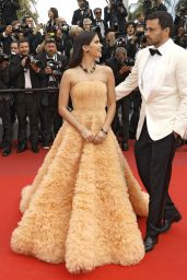 "Sara Sampaio – ""Once Upon a Time in Hollywood"" Red Carpet at Cannes Film Festival"
