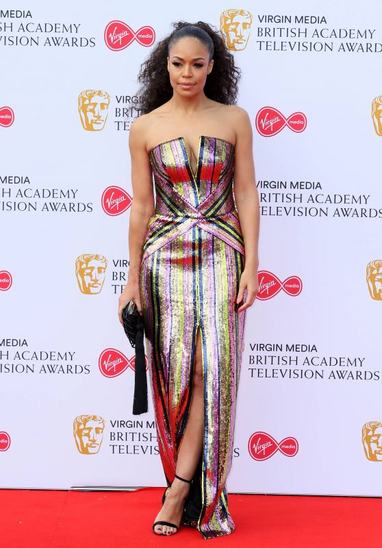 Sarah-Jane Crawford – BAFTA TV Awards 2019