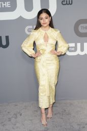 Sarah Jeffery – CW Network 2019 Upfronts in NYC 05/16/2019